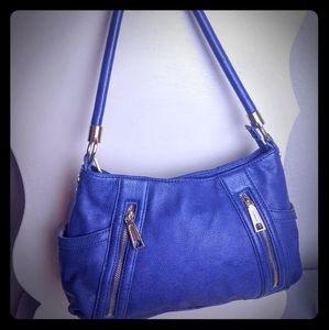 Liz Claiborne Navy blue shoulder bag